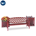 Heritage Series 6 foot Heritage Outdoor Bench