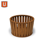 "Urbanscape - ""FG"" Style Planter with liner"