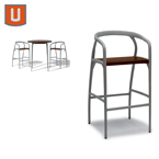 Carlisle Collection Chair Only - Bar Chair