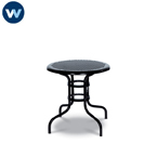 Camino Series - Table Only - Round Standard Base Tables - Portable