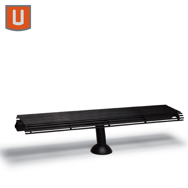 Geneva Collection 6 foot Outdoor Bench without back, without arms