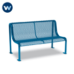 Uptown Series 4' and 6'  Benches without Arms