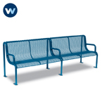 Uptown Series 8' Benches with Arms