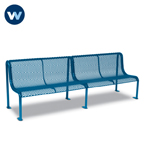 Uptown Series 8' Benches without Arms