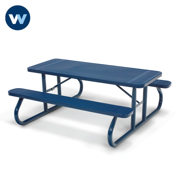 Signature Series Picnic Tables 6' & 8' - Portable