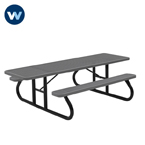 Signature Series Picnic Tables - 8' ADA Accessible - Portable