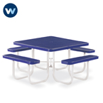 "Signature Series 46"" Square Table - Portable"