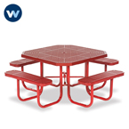 "Signature Series 46"" Octagon Table - Portable"