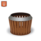 Woodridge Collection Planter
