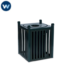 Wabash - 32 Gallon - Heritage Series Receptacle