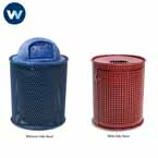 Wabash - Plastisol Coated Receptacles