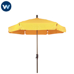 Garden Umbrella - Textilene Fabric