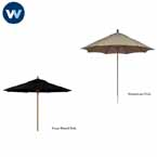 Market Umbrella - 1 Piece Pole